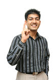 Young Indian business man Stock Images