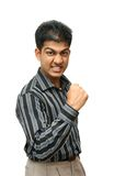 Young Indian business man Royalty Free Stock Images
