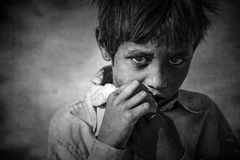 Free Young Indian Camel Boy, Thar Desert, Rajasthan. Royalty Free Stock Photos - 117062808