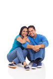 Young indian couple Royalty Free Stock Photos