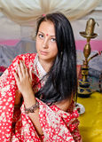 Young Indian girl Royalty Free Stock Photo