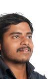 Young Indian man Stock Photo