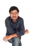 Young Indian man Stock Photography