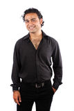 Young Indian Model Royalty Free Stock Photo