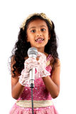 Young Indian Performer Stock Images