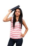Young Indian student. Stock Photos