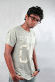 Young Indian teenager Stock Images