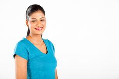 Young indian woman Stock Image