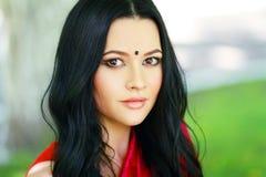 Young indian woman Royalty Free Stock Photos