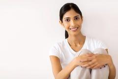 Young indian woman indoors Stock Photos
