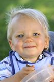 Young infant Royalty Free Stock Photos