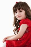 Young innocent 4-yr old toddler Stock Photos