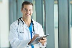 Young intern doctor Stock Photos