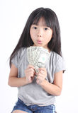 Young investor Stock Photography