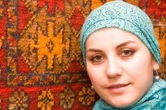 Young islam woman Stock Photos