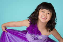 Young Japanese Girl Portrait Royalty Free Stock Photo