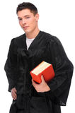 Young judge Royalty Free Stock Photo