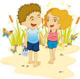 Young kids Stock Photography