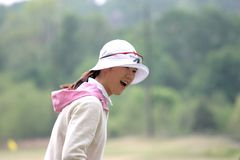 Young Kim, LPGA golf Tour, Stockbridge, 2006 Stock Image