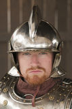 Young knight Royalty Free Stock Image