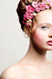 Young lady Royalty Free Stock Image