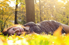 Young lady Stock Images