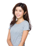 Young lady portrait Royalty Free Stock Images