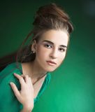 Young lady. Stock Photography