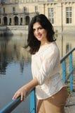 Young latin woman Royalty Free Stock Photo