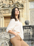 Young latin woman Royalty Free Stock Photos