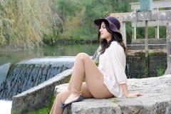 Young latin woman Stock Photos