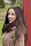 Young latina girl Royalty Free Stock Photography