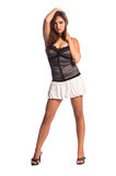 Young Latina Woman stock image
