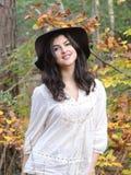 Young latina woman Stock Photo