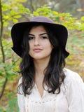 Young latina woman Stock Photography