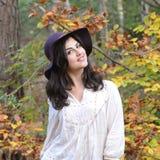 Young latina woman Royalty Free Stock Images