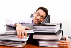 Young lawyer Stock Photography