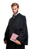 Young lawyer Royalty Free Stock Photography