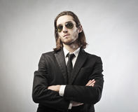 Young leader Stock Photography