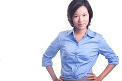 Young leader Royalty Free Stock Photography