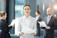 Young leader Royalty Free Stock Photo