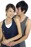 Young love couple Stock Photo