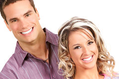 Young love couple Royalty Free Stock Photo