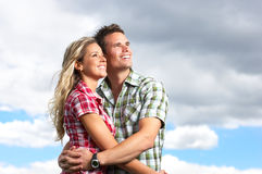 Free Young Love Couple Stock Photos - 8514953