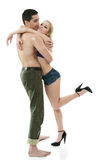 Young lovers Stock Photography