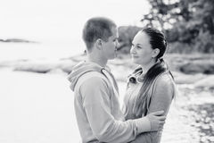 Young lovers Royalty Free Stock Image