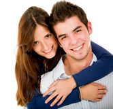 Young loving couple Royalty Free Stock Images