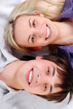 Young loving couple Royalty Free Stock Image
