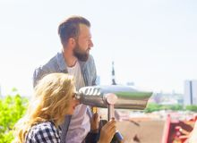 Young loving couple traveling to Tallinn. Love, relations and tourism concept. royalty free stock photo
