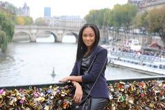 Young métis woman Royalty Free Stock Images